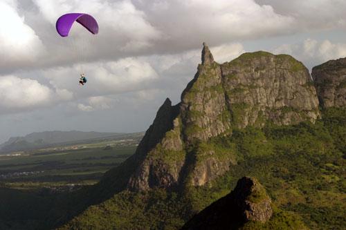 Vol de rêve dans les Mascareignes Ile Maurice