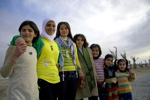 Les Dalton au féminin version Syrienne.