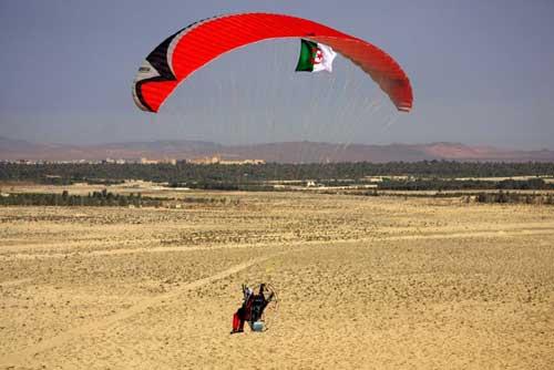 Un pilote Algérien.